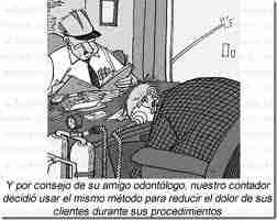 anestesia contable