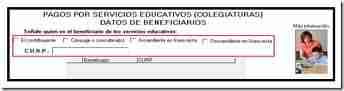 deduccion colegiatura 2012 1