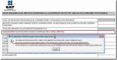 pago referenciado IDE DEM