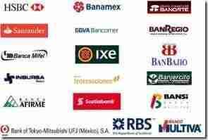 bancos pagos SAT