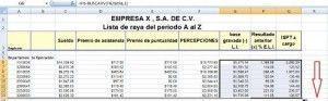 Como calcular el ISR por Salarios – Desde Nomina en Excel (Formula BuscarV)
