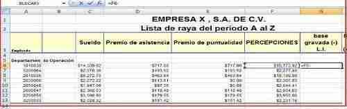 calcular ISR excel 4