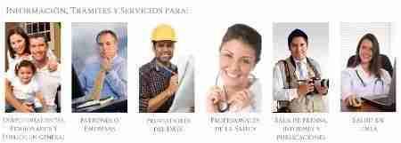nueva pagina del IMSS servicios