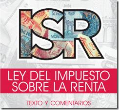 LEY ISR TEXTO Y COMENTARIOS