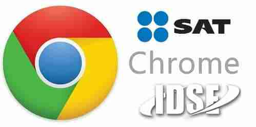 chrome sat imss idse