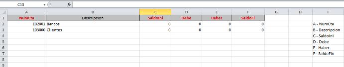 layout xml contabilidad electronica