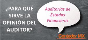 Lee más sobre el artículo Sigue siendo útil la Opinión del Auditor de Estados Financieros?