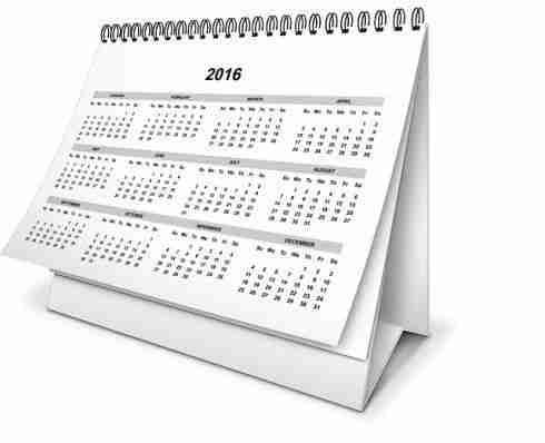 prorrogas 2016