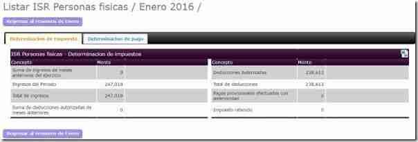 informacion pago provisional calcimp