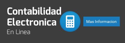 contabilidad electrónica en línea SAT