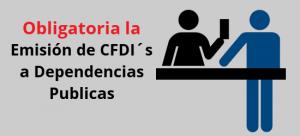 Lee más sobre el artículo CFDI de dependencias de Gobierno – Consideraciones Generales para solicitarlo
