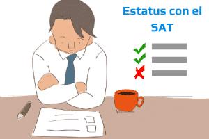 Lee más sobre el artículo ¿Como saber si estoy al corriente con el SAT? (sin preguntarle a mi Contador)