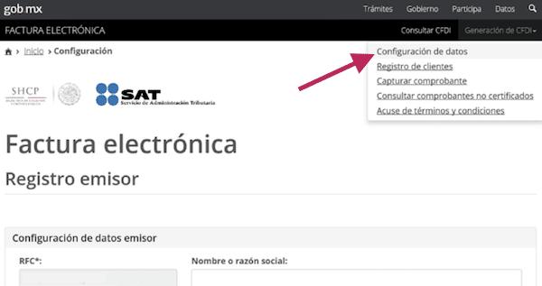 613536770 Como emitir un CFDI 3.3 desde la página del SAT (Factura Electrónica ...