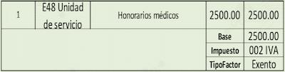 IMPUESTOS EXENTOS CFDI 3.3 DEL SAT
