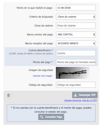 400045f22 Datos del SPEI en un CFDI con el complemento para pagos - ContadorMx
