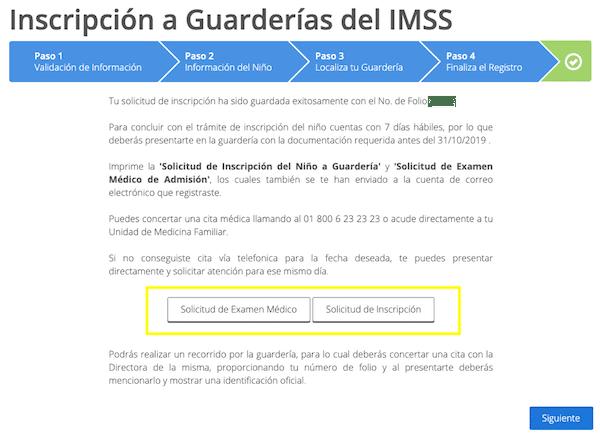 Inscripción A Guardería Del Imss Por Internet Contadormx