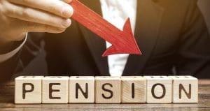 Tope de salario de 10 a 25 pension IMSS