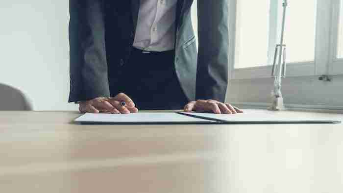 Hacer testamento dueño de empresa