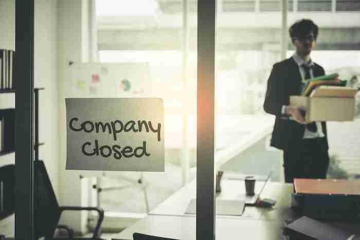 Liquidación de una empresa