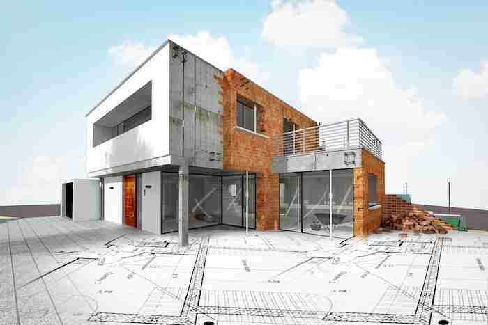 Impuestos construcción de mi casa